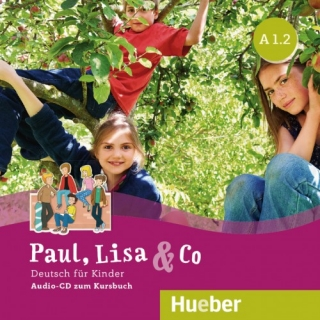 Paul, Lisa & Co A1.2 - 1 audio-CD k učebnici