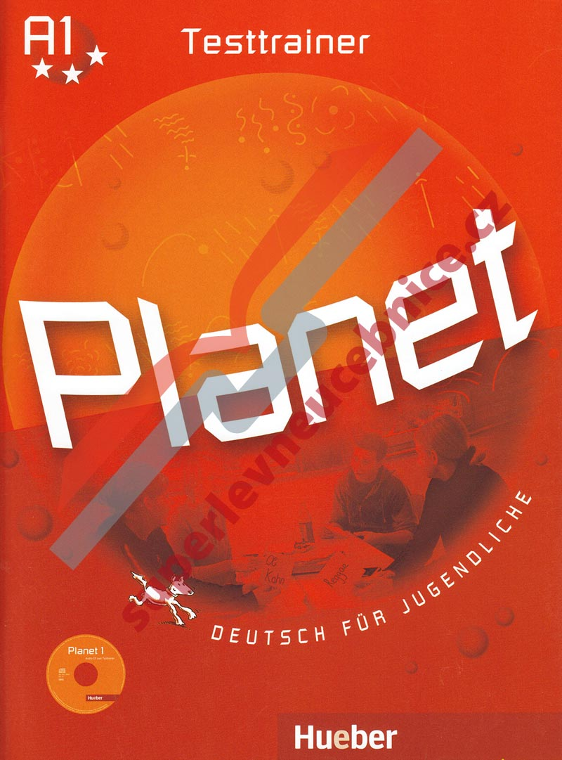 Planet 1 - Testtrainer - testy k 1. dílu učebnice s audio-CD