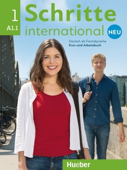 Schritte international Neu 1 - učebnice s pracovním sešitem a audio-CD